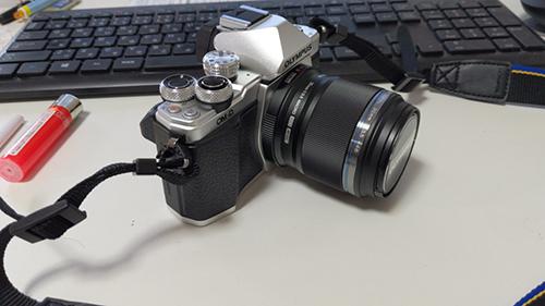 ナナ家の出来事 ネイルサロンのカメラ